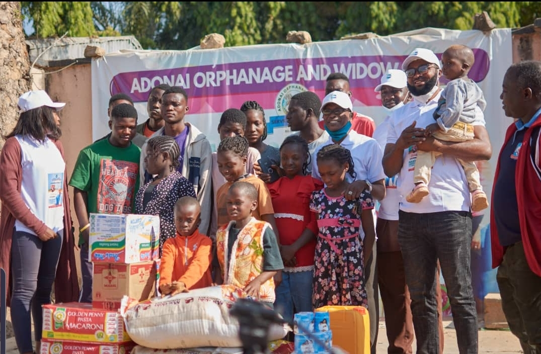 50th birthday surprise: Uba Sani attacks hunger in 4 Kaduna Orphanages