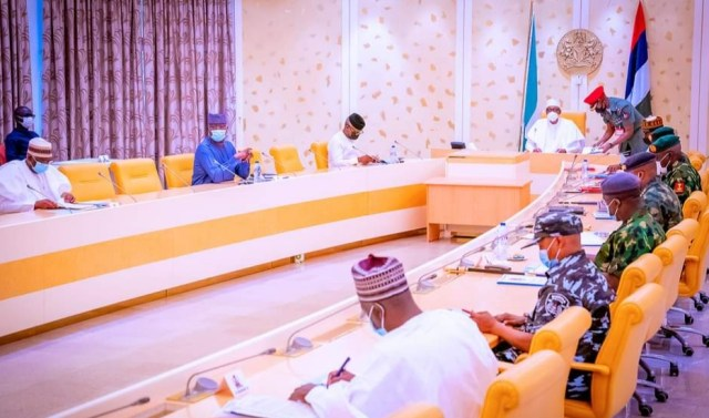 Insecurity: Buhari vows to defeat forces of evil
