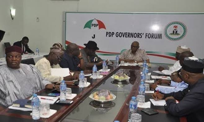 Electoral Bill: PDP governors urge NASS to set up conference committee