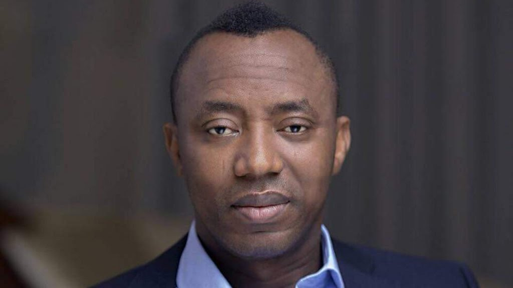 Breaking: Sahara Reporters publisher, Sowore arrested