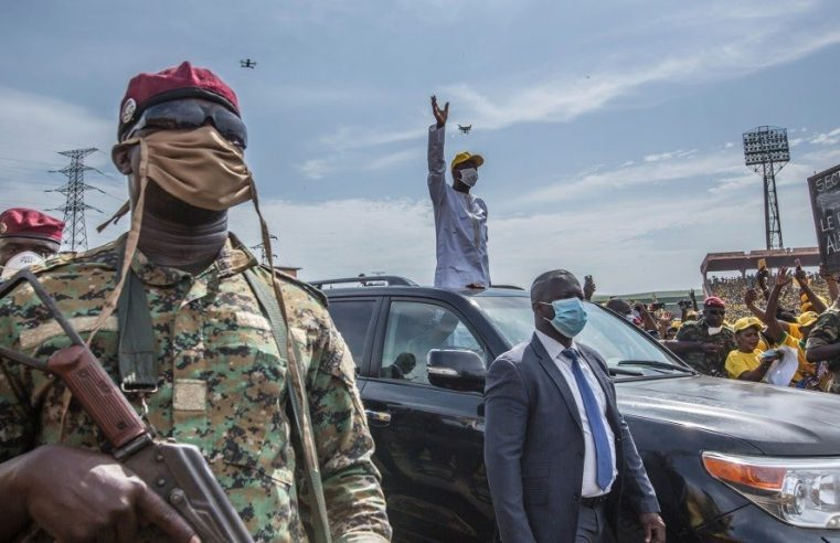 Breaking: Guinea's army launches coup, dissolves government
